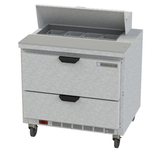 Beverage Air SPED36HC-08-2 Elite Series 36