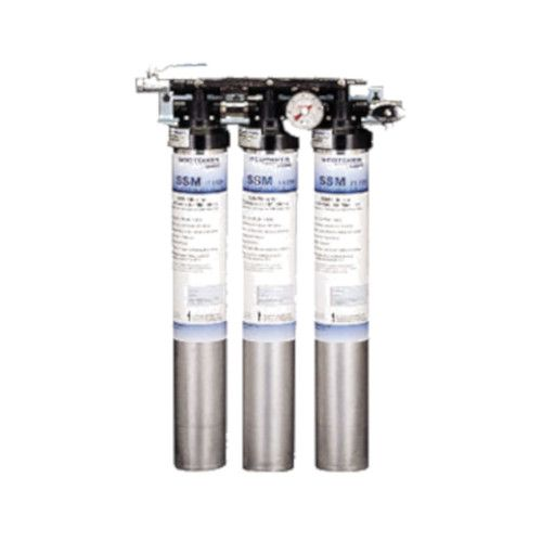 Scotsman SSM3-P Triple Water Filtration System for Ice Machines and Beverage Equipment