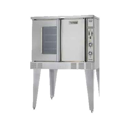 Garland SUMG-100 Single Deck Full Size Gas Convection Oven