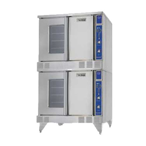 Garland SUME-200 Double Deck Full Size Electric Convection Oven