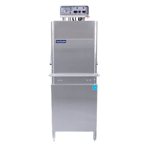 Jackson TempStar HH Door Type Dishwasher with High Hood and Electric Booster Heater