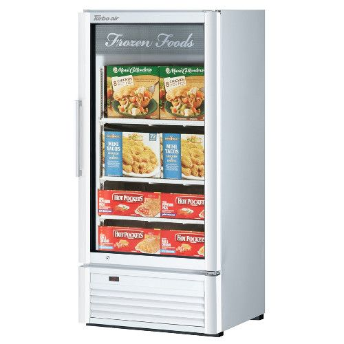 Turbo Air TGF-10SD-N Super Deluxe Display Freezer