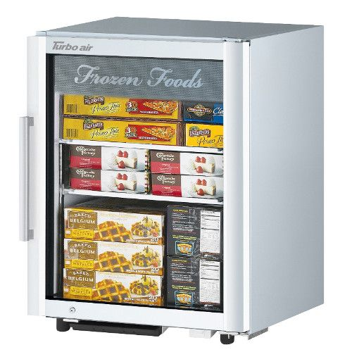 Turbo Air TGF-5SD-N Super Deluxe Countertop Display Freezer