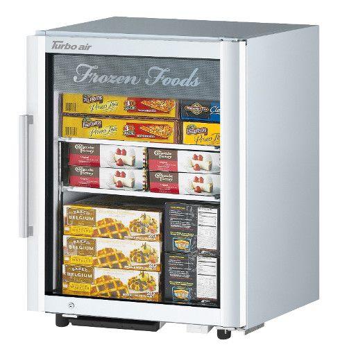 Turbo Air TGF-5SD-N Super Deluxe Countertop Display Freezer