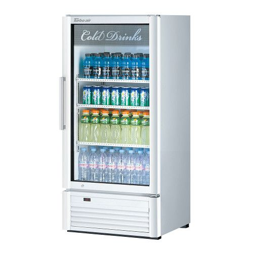 Turbo Air TGM-10SD-N6 Super Deluxe Display Refrigerator