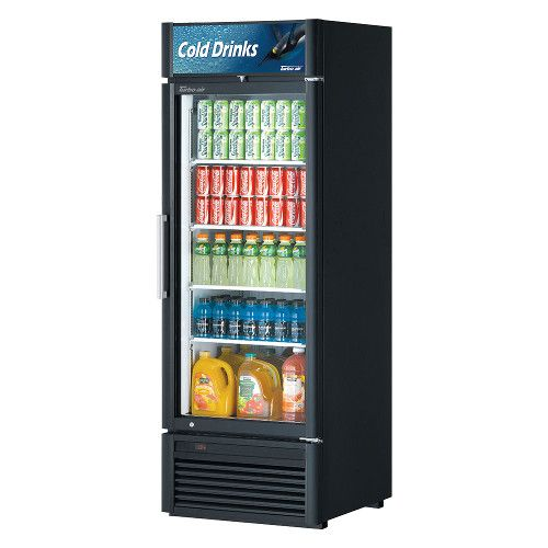Turbo Air TGM-23SD-N6 Super Deluxe Display Refrigerator