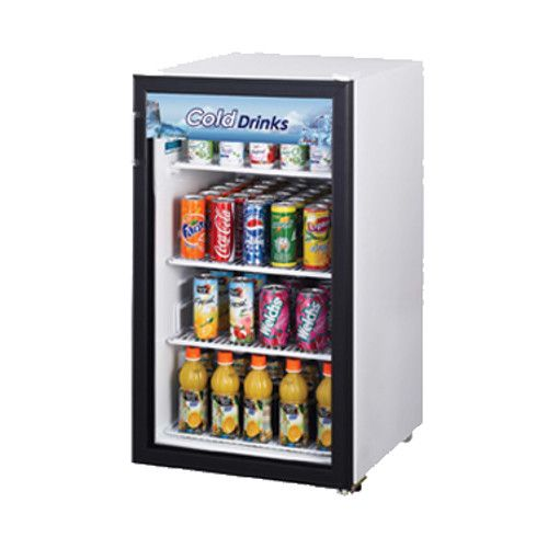 Turbo Air TGM-5R-N6 Countertop One Section Refrigerated Display Case