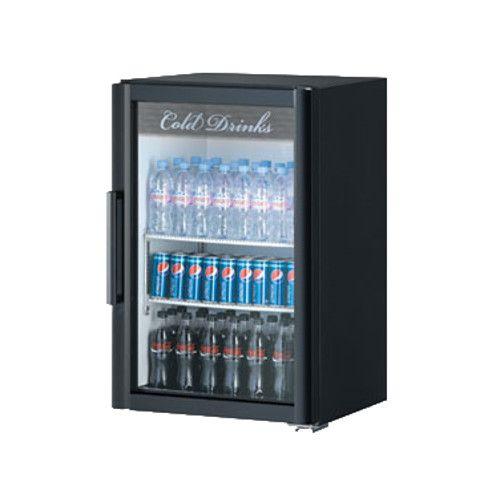 Turbo Air TGM-7SD-N6 Countertop Super Deluxe Display Refrigerator
