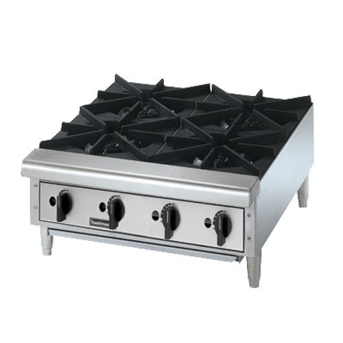 Toastmaster TMHP4 Countertop Four Burner 24
