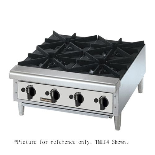 Toastmaster TMHP6 Countertop Six Burner 36