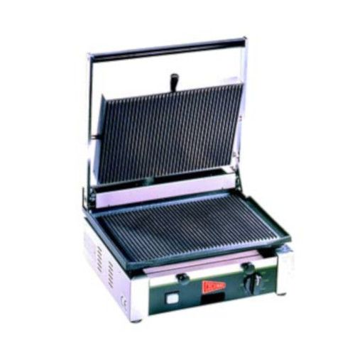 Grindmaster-Cecilware TSG1G Single Sandwich / Panini Grill with Grooved Plates