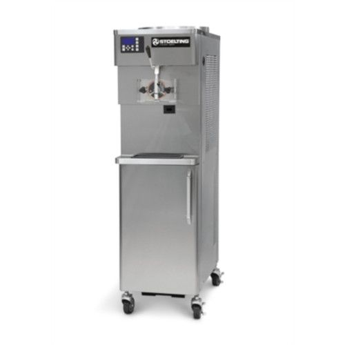 Stoelting U411X-102I2 Self-Contained Water-Cooled Soft-Serve Freezer