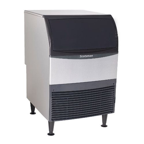 Scotsman UC2024SA-1 Prodigy 150-lb Production Small Cube Ice Maker With Bin