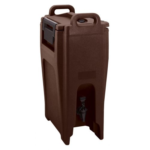 Cambro UC500131 Ultra Camtainer Beverage Carrier (Dark Brown)