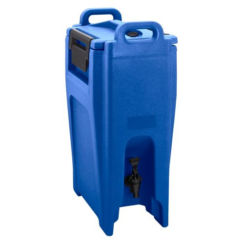 Cambro UC500186 Ultra Camtainer Beverage Carrier (Navy Blue)