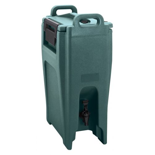 Cambro UC500192 Ultra Camtainer Beverage Carrier (Granite Green)