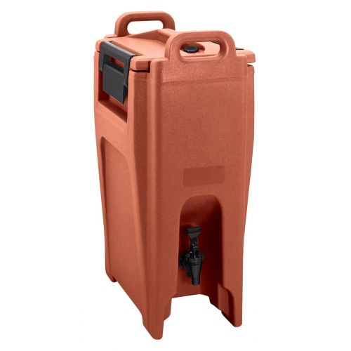 Cambro UC500402 Ultra Camtainer Beverage Carrier (Brick Red)