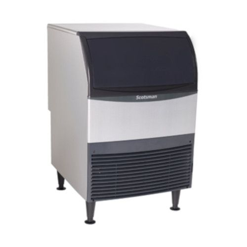 Scotsman UF424A-6 440 lb/24hr Flake-Style Ice Maker With 80 lb Storage