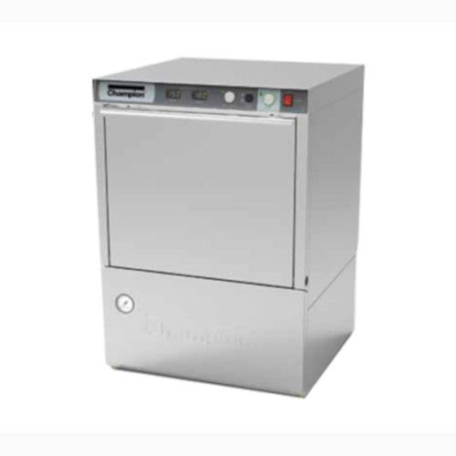 Champion UH230B Undercounter High Temperature (70F) Dishwasher