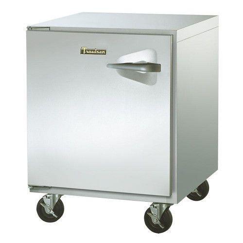 Traulsen UHT27L0-0300 Undercounter Reach-In Refrigerator- R290 Refrigerant