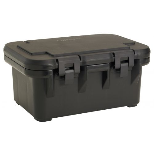 Cambro UPCS180110 S-Series Top Loading Ultra Pan Carrier (Black)