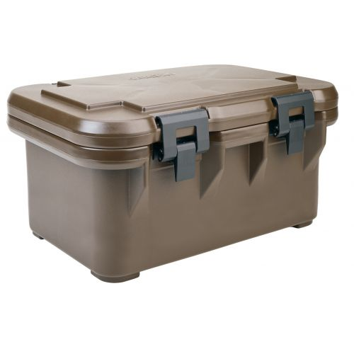 Cambro UPCS180131 S-Series Top Loading Ultra Pan Carrier (Dark Brown)