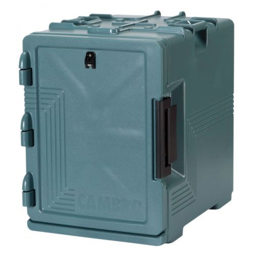 Cambro UPCS400401 Front Loading Camcarrier Ultra Pan Carrier (Slate Blue)