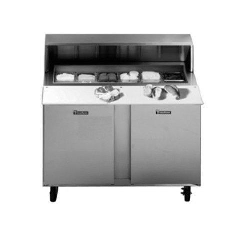 Traulsen UPT4812-LL-SB Stainless Steel 48