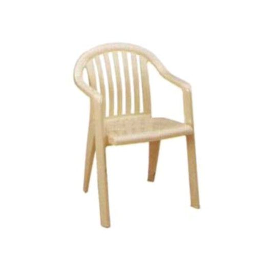Grosfillex US023066 Miami Lowback Stacking Armchair (4 per case)