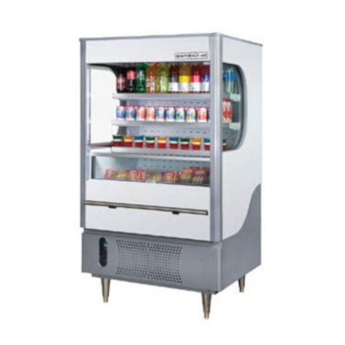 Beverage Air VM12-1-G-LED Vuemax Series Open-Air Merchandiser
