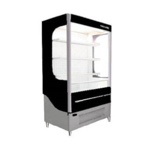 Beverage Air VM18-1-B-LED Vuemax Series Open-Air Merchandiser