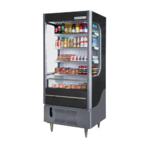 Beverage Air VM7-1-G-LED Vuemax Series Open-Air Merchandiser