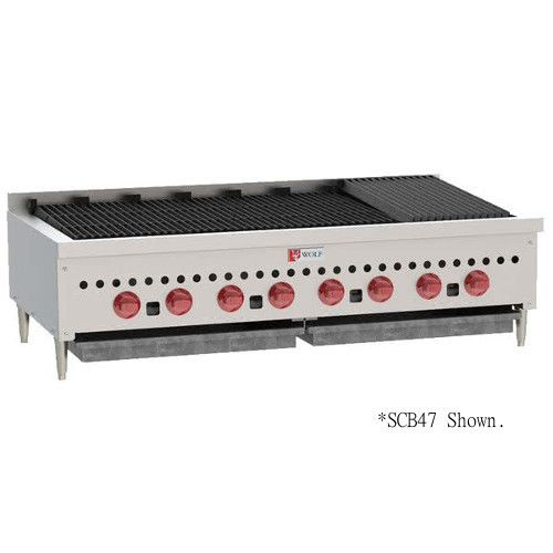 Wolf SCB60 Countertop 60