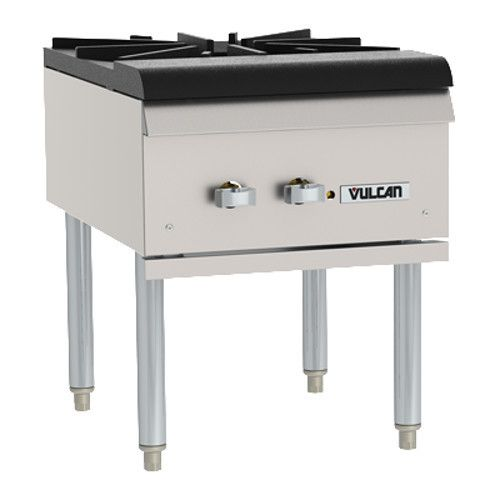 Vulcan VSP100 Stock Pot Range with Manual Controls - 110,000 BTU