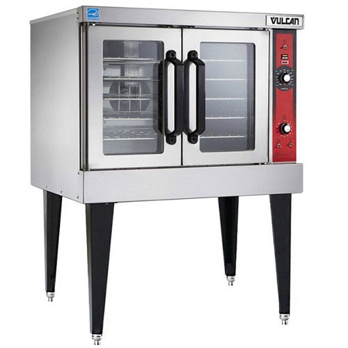 Vulcan VC4GD Single Deck Full Size Gas Convection Oven