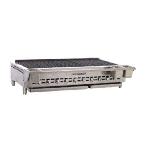 Bakers Pride XX-10 Dante Series Low Profile Gas Countertop Charbroiler