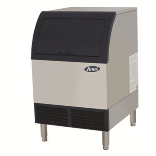 Atosa YR140-AP-161 Cube-Style Air Cooled Ice Maker with Bin