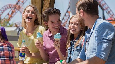 Blue Ice Cream
