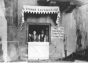 1893 Concession Stand