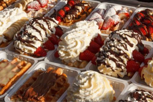Brussel Waffles